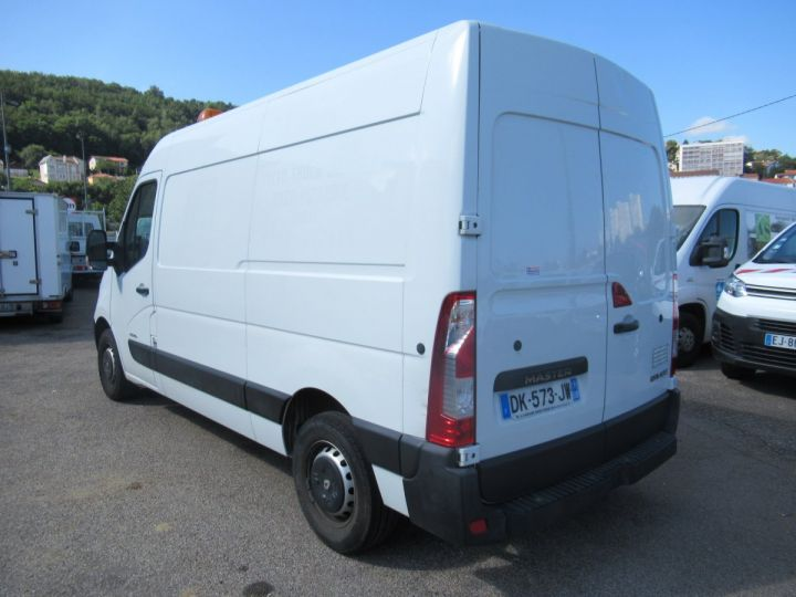 Fourgon Renault Master Fourgon tolé L2H2 DCI 150  - 4