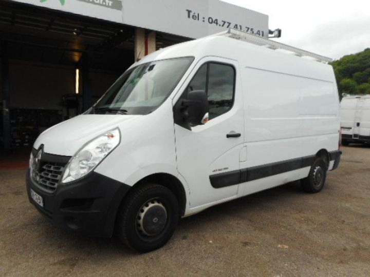 Fourgon Renault Master Fourgon tolé L2H2 DCI 165  Occasion - 1