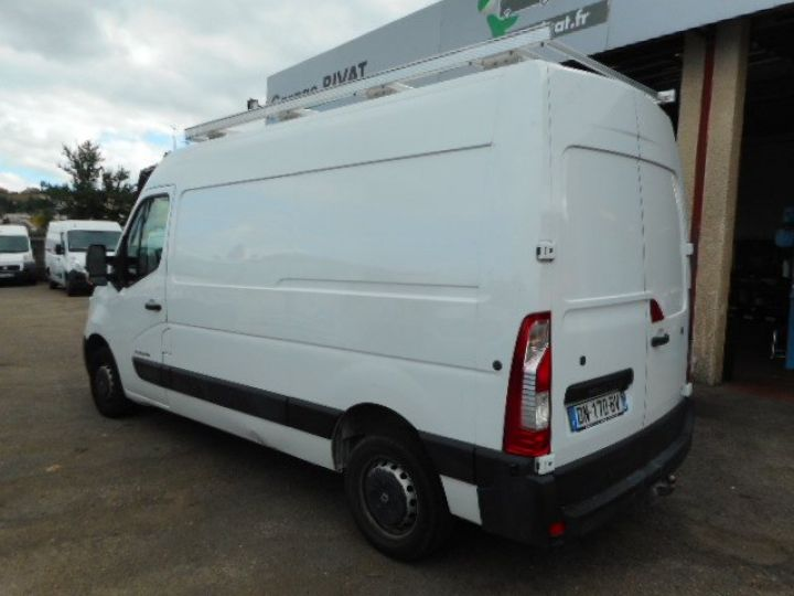 Fourgon Renault Master Fourgon tolé L2H2 DCI 165  Occasion - 2