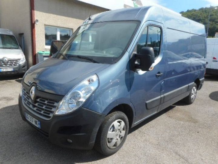 Fourgon Renault Master Fourgon tolé L2H2 DCI 165  - 1