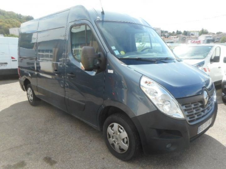 Fourgon Renault Master Fourgon tolé L2H2 DCI 165  - 2