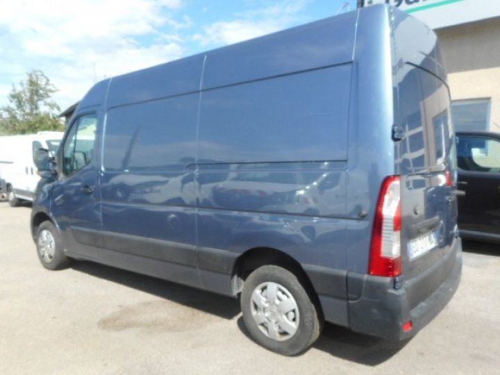 Fourgon Renault Master Fourgon tolé L2H2 DCI 165  - 4