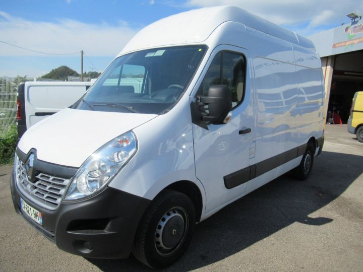 Fourgon Renault Master Fourgon tolé L2H3 DCI 130  - 2