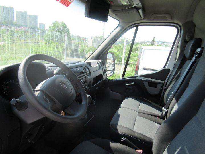 Fourgon Renault Master Fourgon tolé L2H3 DCI 130  - 4