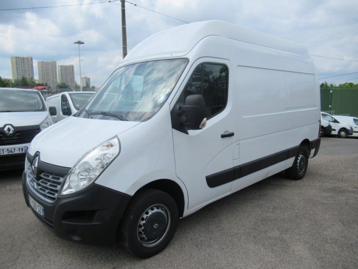 Fourgon Renault Master Fourgon tolé L2H3 DCI 130  - 1
