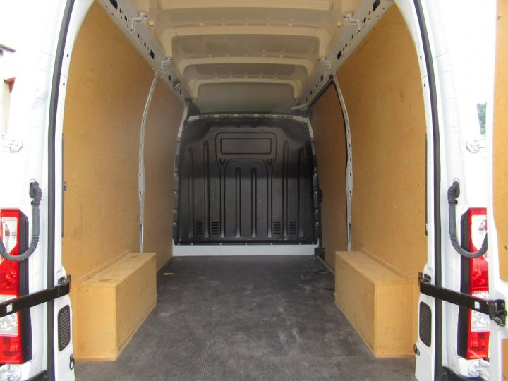 Fourgon Renault Master Fourgon tolé L2H3 DCI 130  - 6