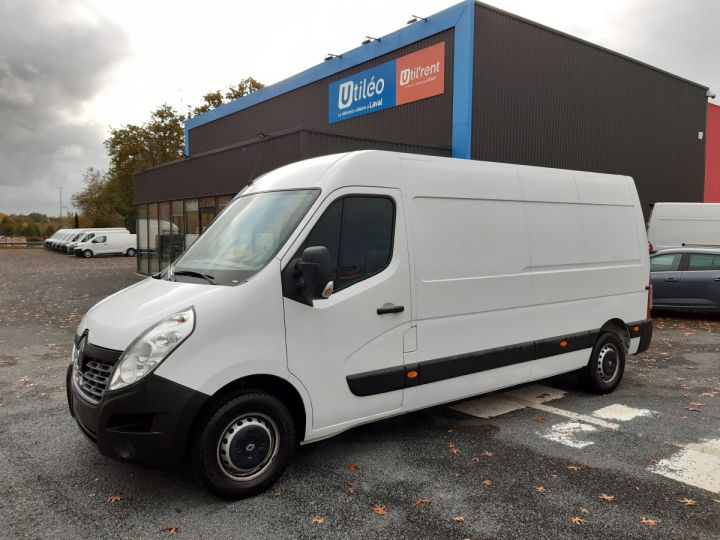 Fourgon Renault Master Fourgon tolé L3H2 2.3 DCI 130CV GRAND CONFORT BLANC - 1