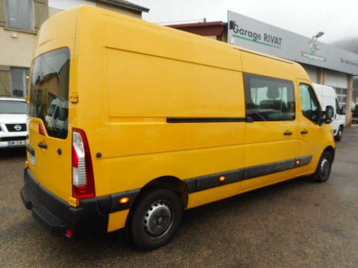 Fourgon Renault Master Fourgon tolé L3H2 DCI 125  Occasion - 3