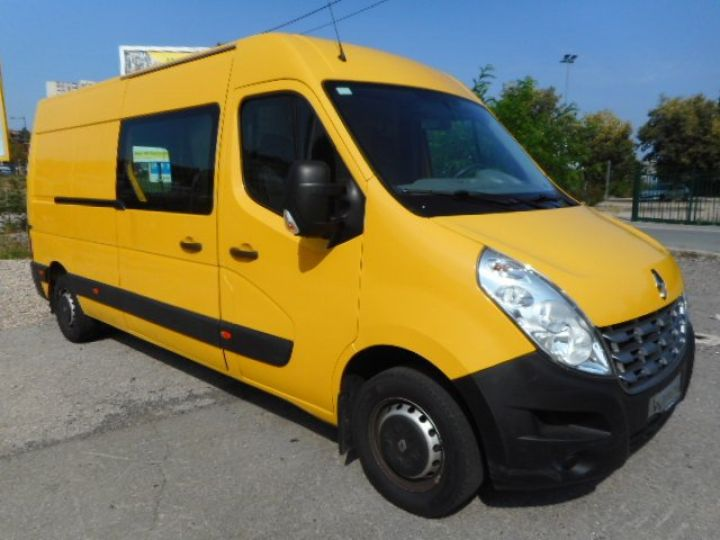 Fourgon Renault Master Fourgon tolé L3H2 DCI 125  Occasion - 2