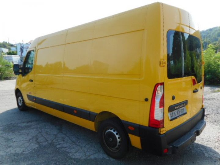 Fourgon Renault Master Fourgon tolé L3H2 DCI 125  Occasion - 4