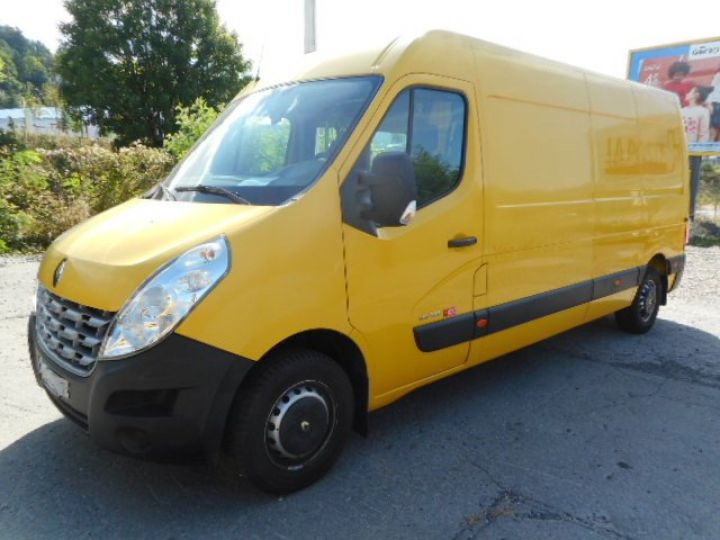 Fourgon Renault Master Fourgon tolé L3H2 DCI 125  Occasion - 1