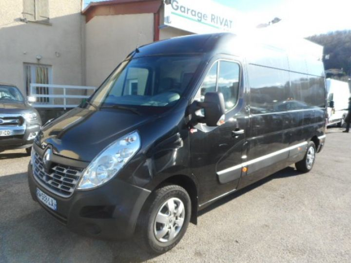 Fourgon Renault Master Fourgon tolé L3H2 DCI 130  - 1