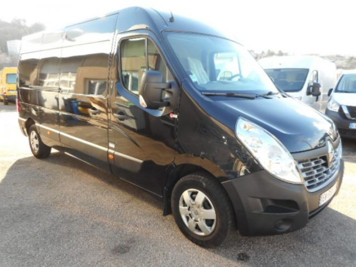 Fourgon Renault Master Fourgon tolé L3H2 DCI 130  - 2