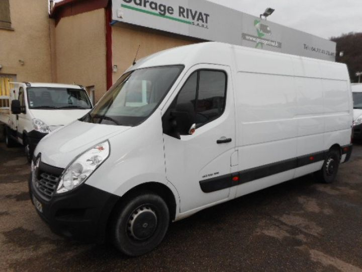 Fourgon Renault Master Fourgon tolé L3H2 DCI 135  Occasion - 1