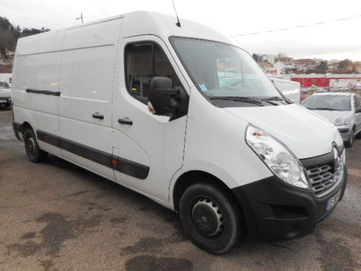 Fourgon Renault Master Fourgon tolé L3H2 DCI 135  Occasion - 2