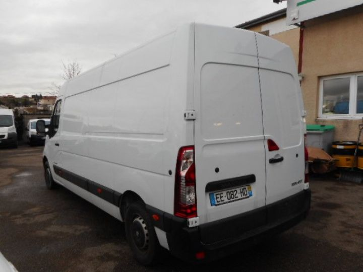 Fourgon Renault Master Fourgon tolé L3H2 DCI 135  Occasion - 4