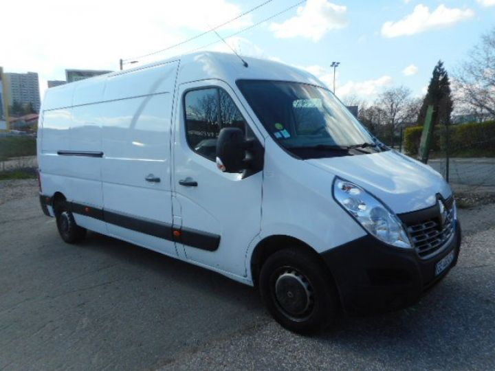 Fourgon Renault Master Fourgon tolé L3H2 DCI 165  - 1