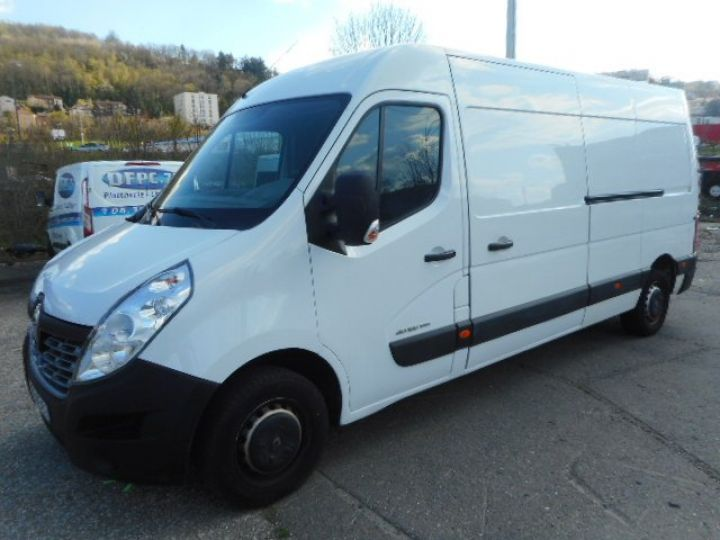 Fourgon Renault Master Fourgon tolé L3H2 DCI 165  - 2