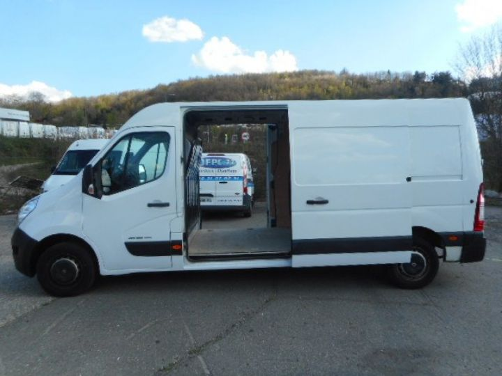 Fourgon Renault Master Fourgon tolé L3H2 DCI 165  - 6