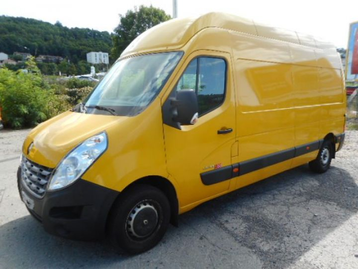Fourgon Renault Master Fourgon tolé L3H3 DCI 125  - 1