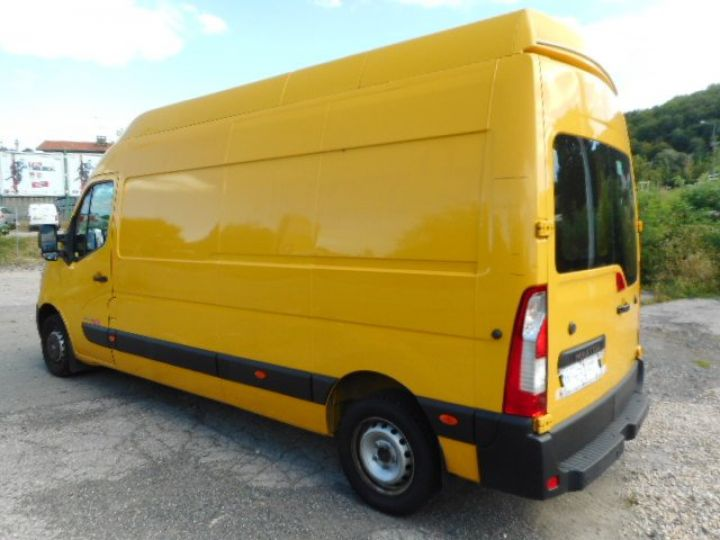 Fourgon Renault Master Fourgon tolé L3H3 DCI 125  Occasion - 4