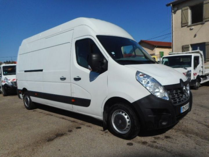 Fourgon Renault Master Fourgon tolé L3H3 DCI 145  Occasion - 1