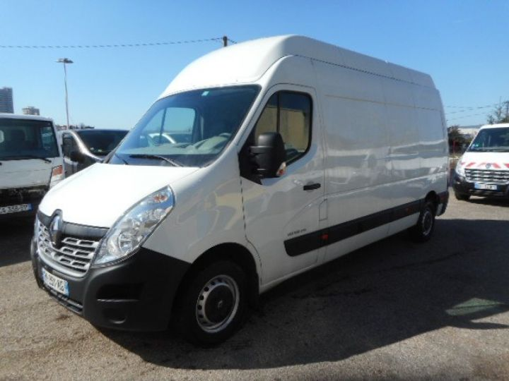 Fourgon Renault Master Fourgon tolé L3H3 DCI 145  Occasion - 2