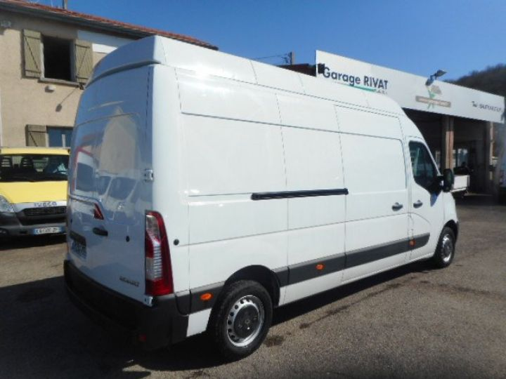 Fourgon Renault Master Fourgon tolé L3H3 DCI 145  Occasion - 4