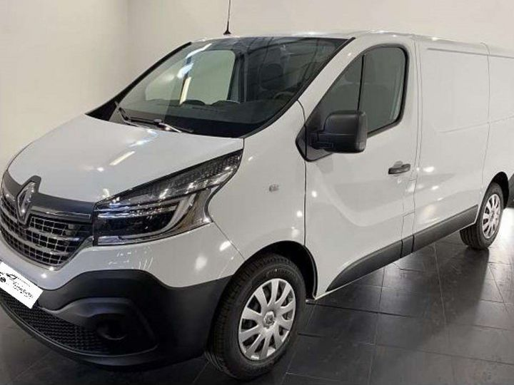 Fourgon Renault Trafic Fourgon tolé GRAND CONFORT BLANC - 1