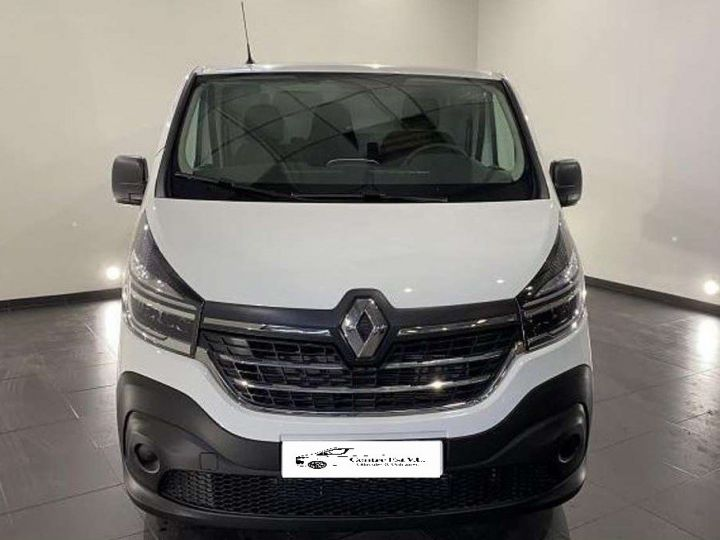 Fourgon Renault Trafic Fourgon tolé GRAND CONFORT BLANC - 2