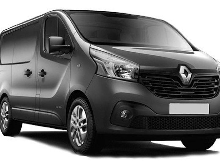 Fourgon Renault Trafic Fourgon tolé GRAND CONFORT  - 1