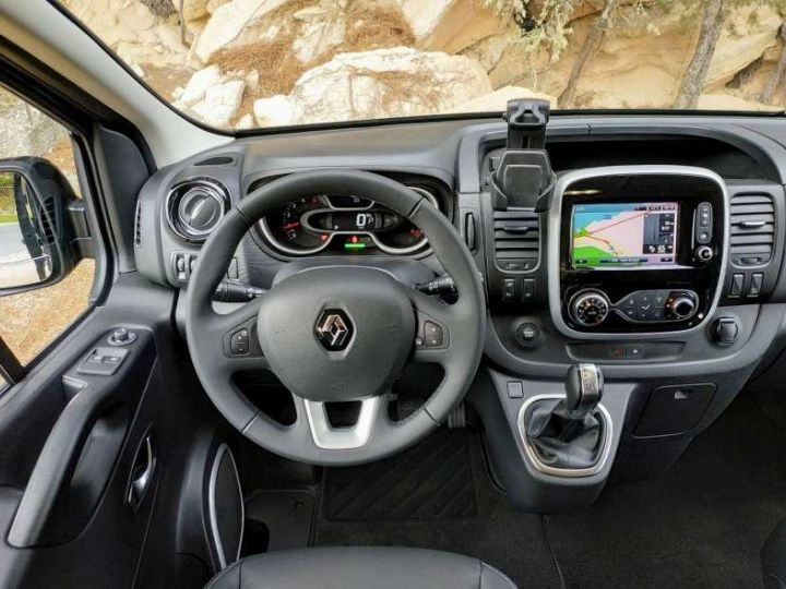 Fourgon Renault Trafic Fourgon tolé GRAND CONFORT  - 3