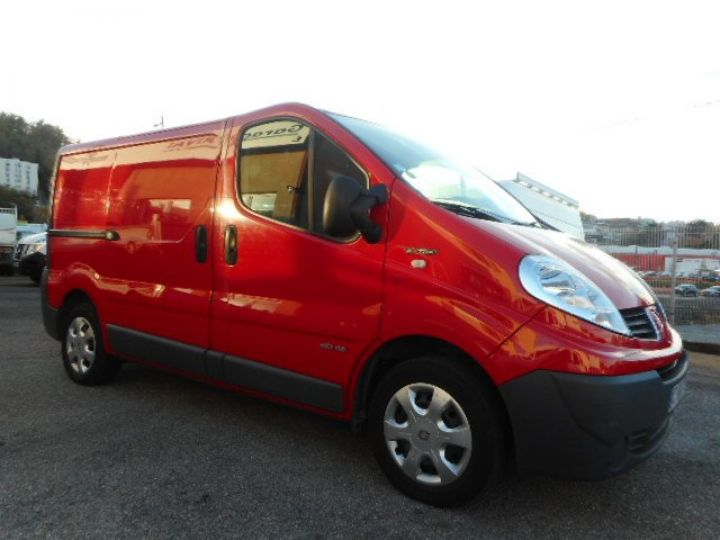 Fourgon Renault Trafic Fourgon tolé L1H1 DCI 115  Occasion - 2