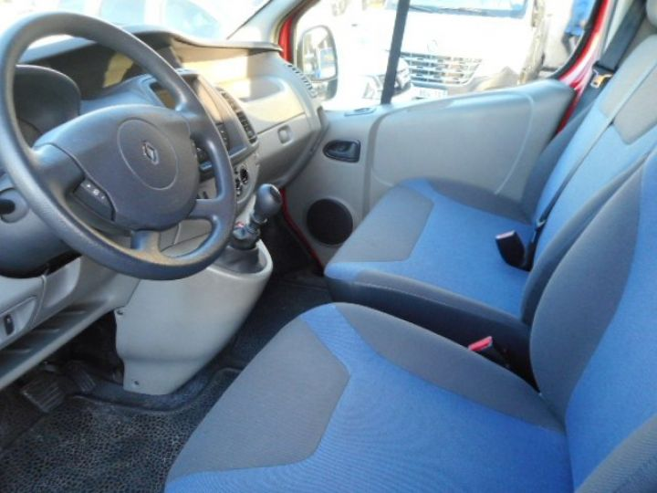 Fourgon Renault Trafic Fourgon tolé L1H1 DCI 115  Occasion - 6