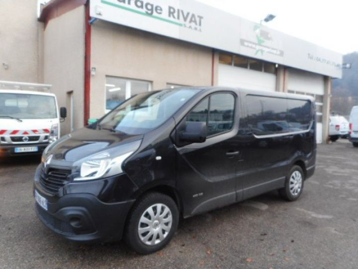 Fourgon Renault Trafic Fourgon tolé L1H1 DCI 115  - 1
