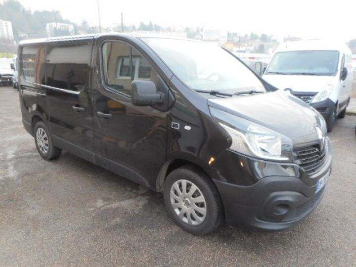 Fourgon Renault Trafic Fourgon tolé L1H1 DCI 115  - 2