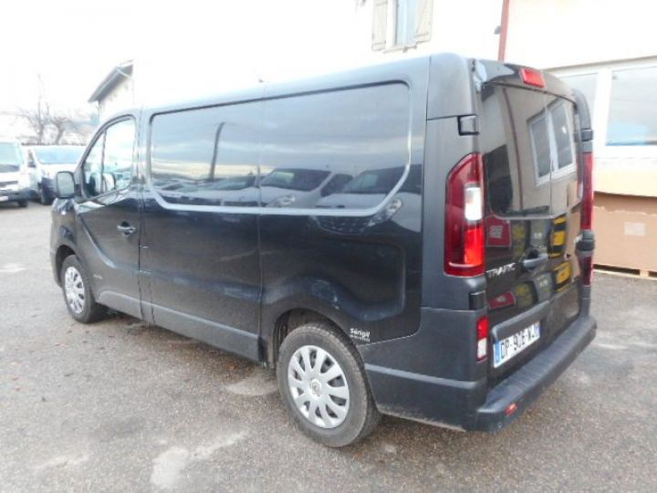 Fourgon Renault Trafic Fourgon tolé L1H1 DCI 115  - 3