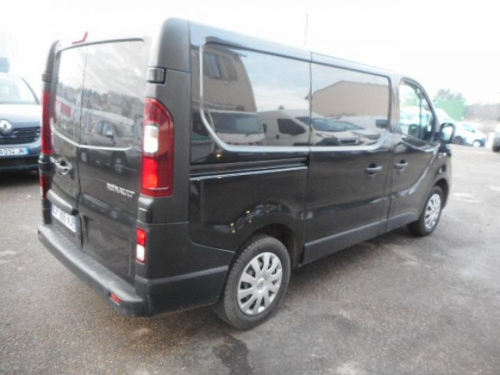 Fourgon Renault Trafic Fourgon tolé L1H1 DCI 115  - 4