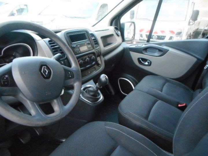 Fourgon Renault Trafic Fourgon tolé L1H1 DCI 115  - 5