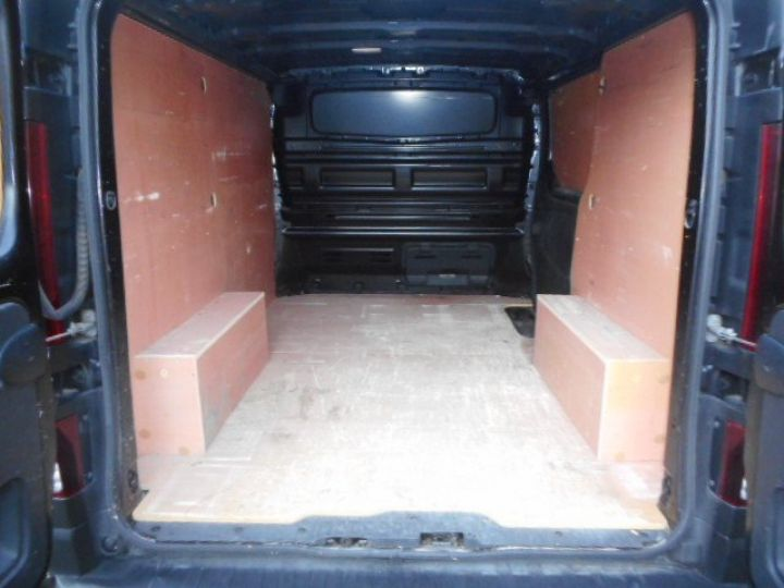Fourgon Renault Trafic Fourgon tolé L1H1 DCI 115  - 6
