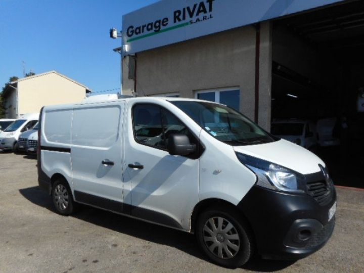 Fourgon Renault Trafic Fourgon tolé L1H1 DCI 120  Occasion - 1