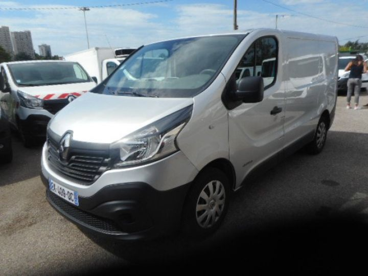 Fourgon Renault Trafic Fourgon tolé L1H1 DCI 120  - 2