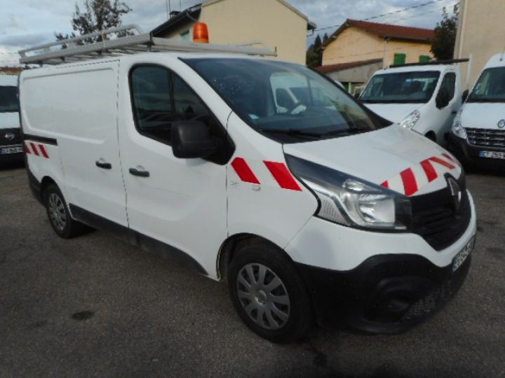 Fourgon Renault Trafic Fourgon tolé L1H1 DCI 120  Occasion - 2