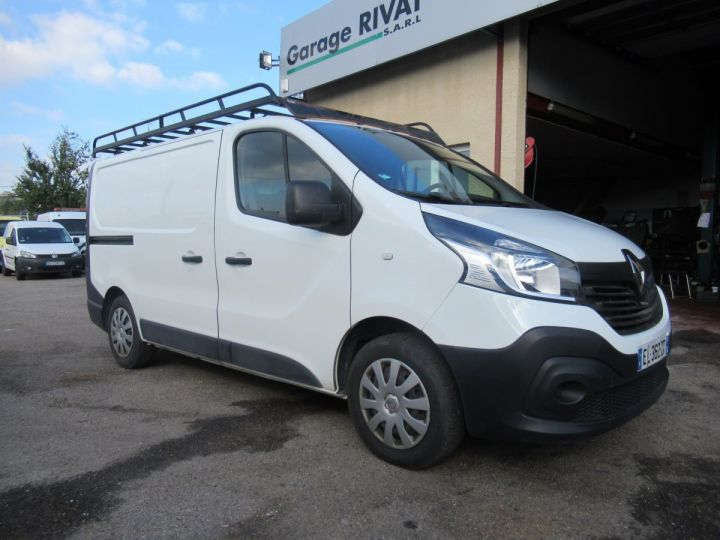 Fourgon Renault Trafic Fourgon tolé L1H1 DCI 120  - 1