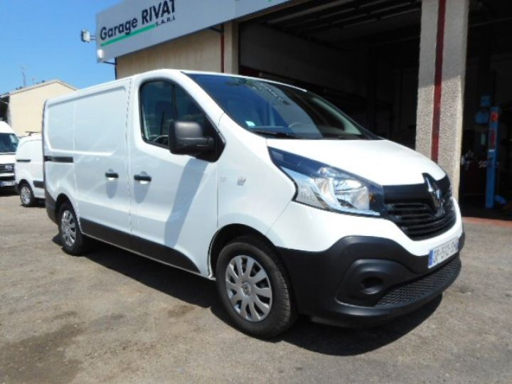 Fourgon Renault Trafic Fourgon tolé L1H1 DCI 140  Occasion - 1