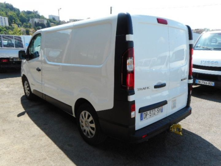 Fourgon Renault Trafic Fourgon tolé L1H1 DCI 140  Occasion - 2
