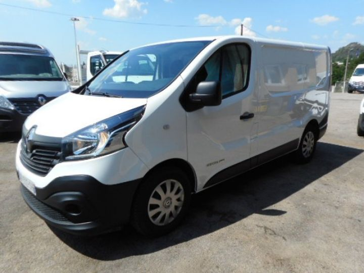 Fourgon Renault Trafic Fourgon tolé L1H1 DCI 140  Occasion - 4