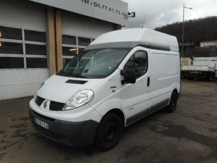 Fourgon Renault Trafic Fourgon tolé L1H2 DCI 115  Occasion - 1