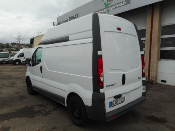 Fourgon Renault Trafic Fourgon tolé L1H2 DCI 115  Occasion - 2