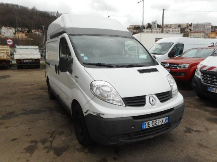 Fourgon Renault Trafic Fourgon tolé L1H2 DCI 115  Occasion - 4